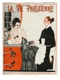 La Vie Parisienne, Rene Vincent, 1922, France Giclée