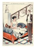 La Vie Parisienne  F Fabiano  1924  France