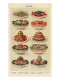 Salads  Isabella Beeton  UK