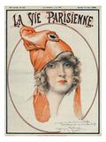 La Vie Parisienne  Maurice Milliere  1922  France