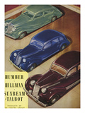 Humber  Hillman  Sunbeam-Talbot  UK