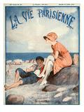 La Vie Parisienne  Georges Leonnec  1919  France