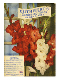 Cuthbert's Gardening Times  1957  UK