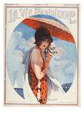 La Vie Parisienne, Maurice Milliere, 1924, France Giclée