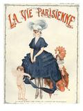 La Vie Parisienne  Herouard  1916  France