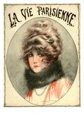 La Vie Parisienne  Maurice Milliere  France