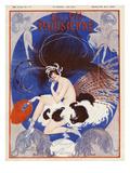 La vie Parisienne  Vald'es  1920  France