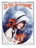 La Vie Parisienne  Maurice Milliere  1923  France