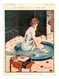 La Vie Parisienne  Leo Fontan  1924  France