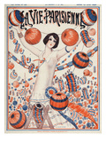 La Vie Parisienne  Armand Vallee  1924  France