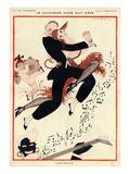 La Vie Parisienne  G Barbier  1919  France