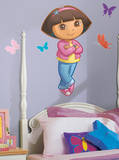 Dora Peel & Stick Giant Wall Decals