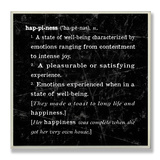 Happiness Definition Inspiration