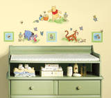 Winnie the Pooh - Toddler Peel & Stick Wall Decals