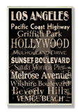 "Los Angeles ""Cities & Words"""