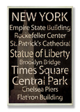 New York &quot;Cities &amp; Words&quot;