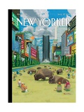 The New Yorker Cover - August 27  2012