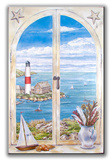 Montauk Lighthouse Window