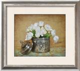 Vintage Tulips II