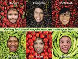 Fruit & Vegetable Feelings poster