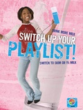 MyPlate Switch to Skim Poster