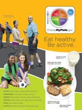 Simplified MyPlate Poster