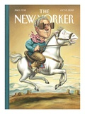 The New Yorker Cover - October 13  2003