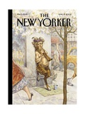 The New Yorker Cover - May 19  2003