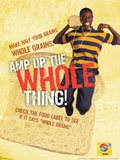 MyPlate Amp Up Whole Grains Poster
