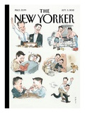 The New Yorker Cover - September 3  2012