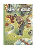 The New Yorker Cover - August 21  2000