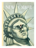 The New Yorker Cover - July 3  2000