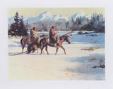 Back Of The River Édition limitée par Duane Bryers