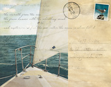 Voyage Postcard I