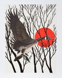Sunset Goose