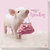 In The Pink! - Handbags