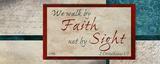 Faith & Sight Reproduction d'art par Elizabeth Medley