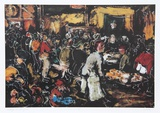 Homage to Brueghel