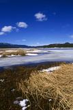 Mogollon National Park winter landscape