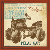 Vintage Pedal Car