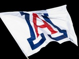 University of Arizona - Arizona Wildcats Flag Flies