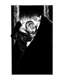 The Count (Revenge of the Vampire  Illustration no 27)
