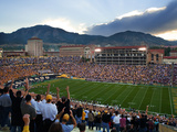 University of Colorado - Game Day at Folsom Field