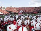 University of Nebraska - Nebraska Cornhuskers Football Huddle