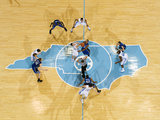 University of North Carolina - The Tip: UNC vs Duke in the Dean E Smith Center