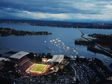 University of Washington - Aerial View of Husky Stadium
