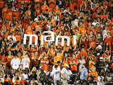 University of Miami - Miami Student Section