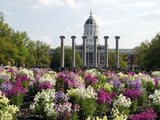 University of Missouri - Springtime in Columbia