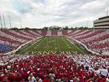University of Arkansas - War Memorial Stadium Striped
