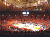 University of Illinois - Sea of Orange at Assembly Hall